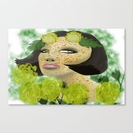 Swamp-like Canvas Print