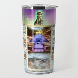Battle Cat Galactica Travel Mug