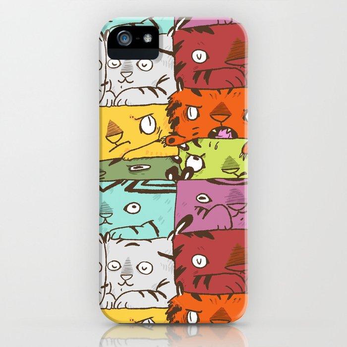 Tiger Kuubs iPhone Case