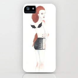 Magda iPhone Case