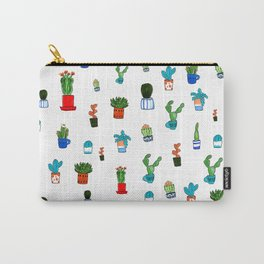A Garden of Cacti Carry-All Pouch