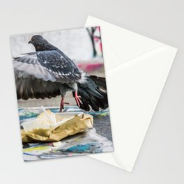 Leake Street Tunnel Take Out Stationery Cards