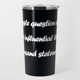 Bo Bennett Travel Mug