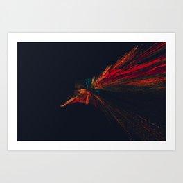 The Freedombird No.10 Art Print