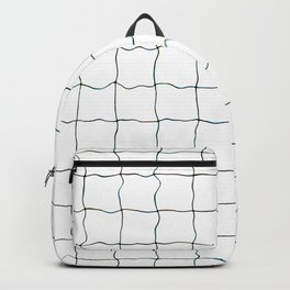Swimming Pool Grid - Underwater Grid Backpack
