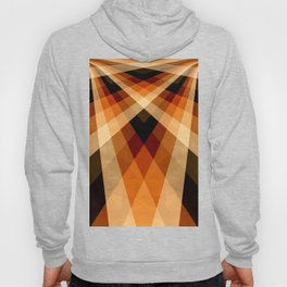 Autumn Groovy Checkerboard Hoody