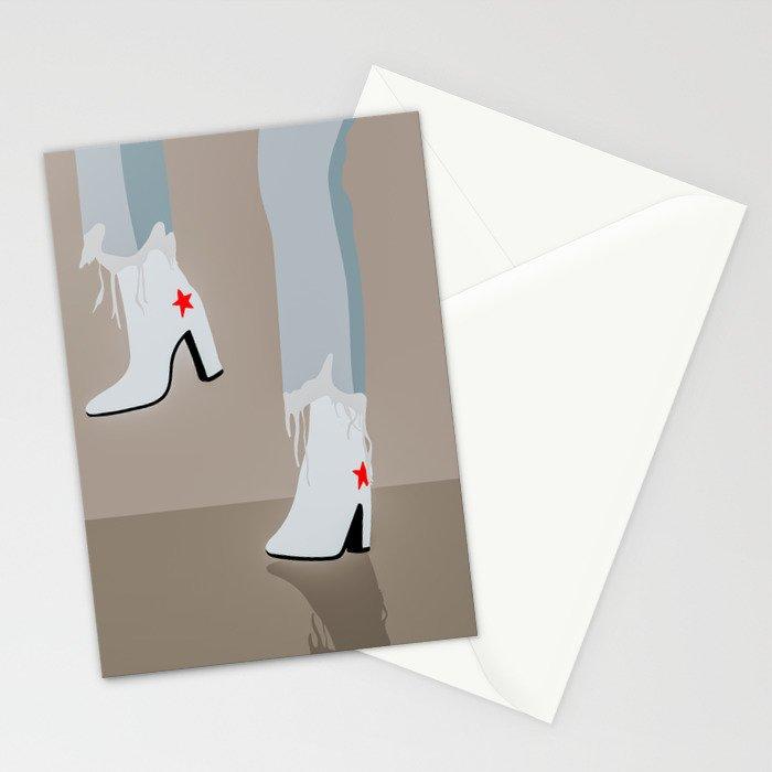 STAR GIRL Stationery Cards