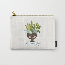 Cultivate Joy Carry-All Pouch