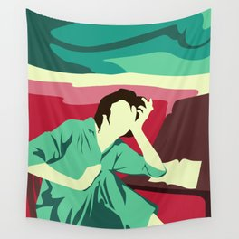 THE TENANT OF WILDFELL HALL Wall Tapestry