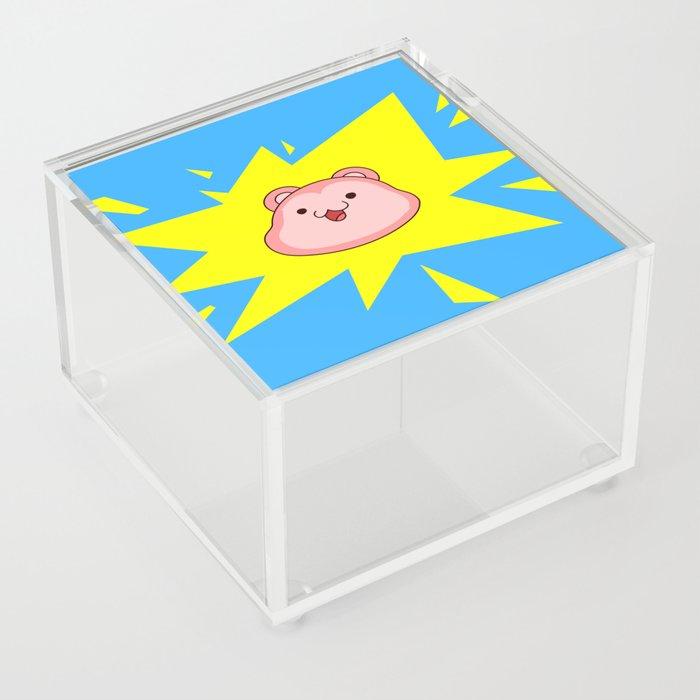Peepoodo Pop Acrylic Box