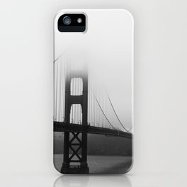 SF Golden Gate iPhone Case