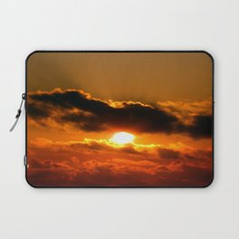 Friday Sunrise Laptop Sleeve