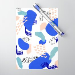 Lagoon Wrapping Paper