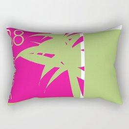 Island Girl 88 Rectangular Pillow