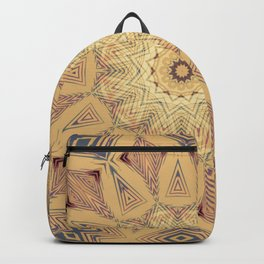 Native Sun Ochre Backpack