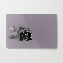 Children of the Night Metal Print
