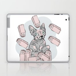 God of milk Laptop & iPad Skin
