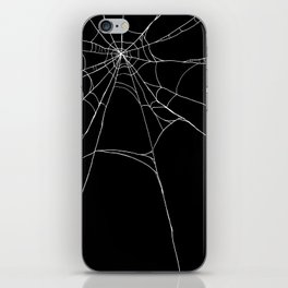 Spiderweb iPhone Skin