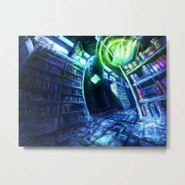 Mana: Cold Spell Metal Print