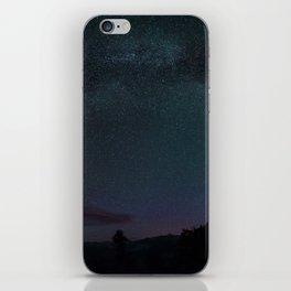 Stars At Yosemite iPhone Skin