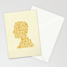 Untitled Silhouette. Stationery Cards