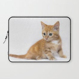 Ginger Kitten Laptop Sleeve