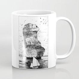 asc 757 - La nostalgie est une île (The remains) Coffee Mug