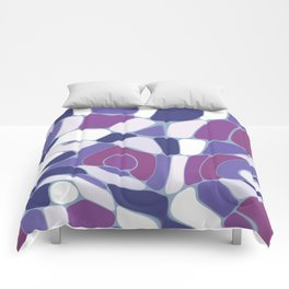 Funky Abstract 3 Comforters