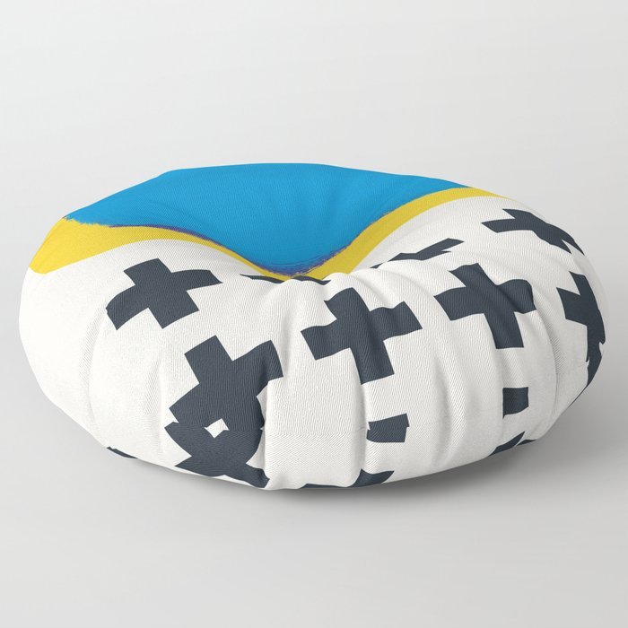 By The Pool Floor Pillow
