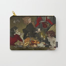Bloodthirsty Beasts Carry-All Pouch