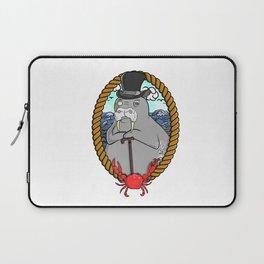 The Walrus  Laptop Sleeve