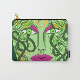 green visage Carry-All Pouch