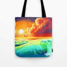 Fantastic Sea II Tote Bag