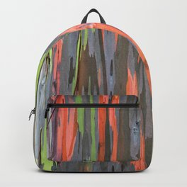 Painted Cypress Closeup Backpack