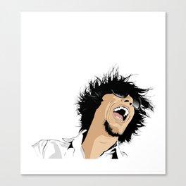 WILD HAIR II Canvas Print