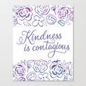 Kindness is Contagious by noondaydesign