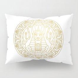 Anubis Mandala – Egypt Pillow Sham