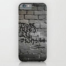 More trees Slim Case iPhone 6s
