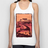 mad max Tank Tops featuring Mad Max by Mike Wrobel
