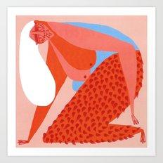 Cramps Art Print
