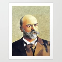 Antonin Dvorak, Music Legend Art Print