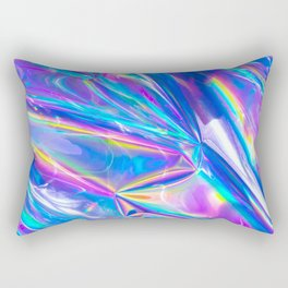 Just A Hologram Rectangular Pillow
