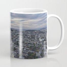 San Francisco - Sutro Tower Chill Coffee Mug