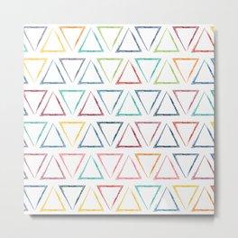 Peaks - Rainbow #622 Metal Print