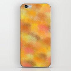 Don't say a word iPhone & iPod Skin