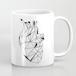 Stone Heart Coffee Mug