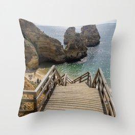 Seaside 04 Throw Pillow