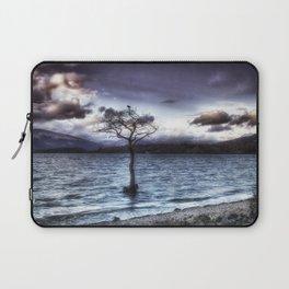 Sunset Tree Laptop Sleeve