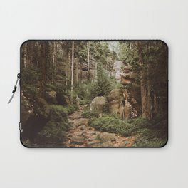Table Mountains - Landscape and Nature Photography Laptop Sleeve