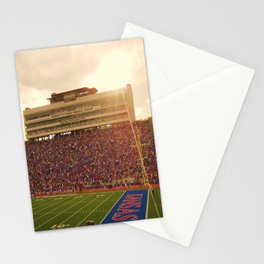 KU Memorial Stadium  Stationery Cards